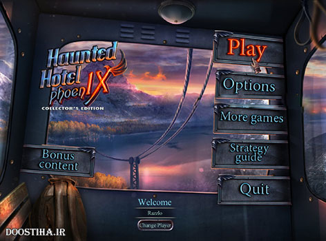 دانلود بازی Haunted Hotel 9: Phoenix Collector's Edition Final