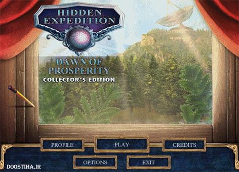 دانلود بازی Hidden Expedition 9: Dawn of Prosperity Collector's Edition