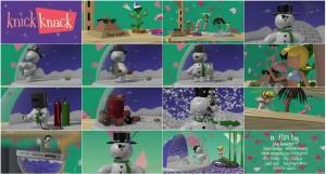 دانلود انیمیشن پیکسار Knick Knack 1989