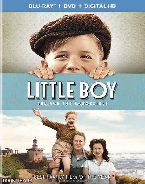 دانلود رایگان فیلم سینمایی پسر کوچک با کیفیت بلوری Little Boy 2015