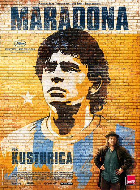 دانلود مستند Maradona by Kusturica 2008