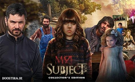 دانلود بازی فکری Maze: Subject 360 Collector's Edition Final