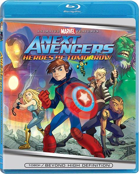 دانلود دوبله فارسی انیمیشن Next Avengers: Heroes of Tomorrow 2008