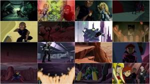 دانلود انیمیشن Next Avengers - Heroes of Tomorrow 2008