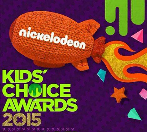 دانلود مراسم جایزه برگزیده کودکان نیکلودین Nickelodeon Kids Choice Awards 2015