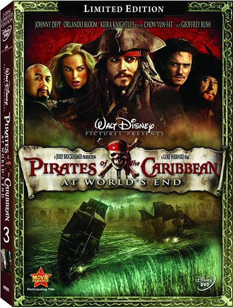دانلود دوبله فارسی فیلم دزدان دریایی کارائیب Pirates of the Caribbean 2007