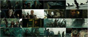 دوبله فیلم دزدان دریایی کارائیب پایان جهان با دوبله فارسی