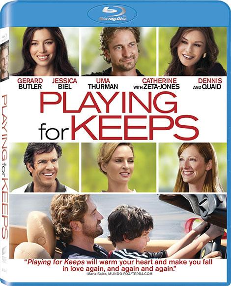 دانلود دوبله فارسی فیلم مبارزه برای باقی ماندن Playing for Keeps 2012