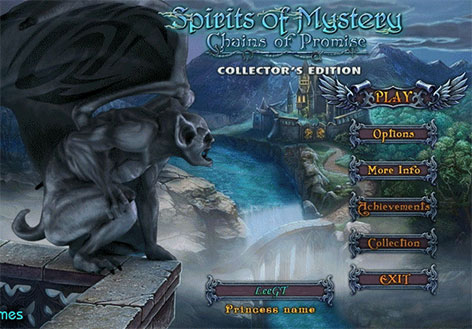 Spirits of Mystery 5: Chains of Promise Collector's Edition