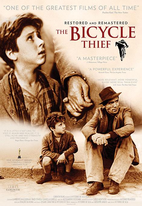 دانلود دوبله فارسی فیلم دزد دوچرخه Bicycle Thief 1948