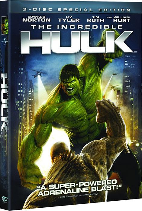 دانلود دوبله فارسی فیلم هالک شگفت انگیز The Incredible Hulk 2008