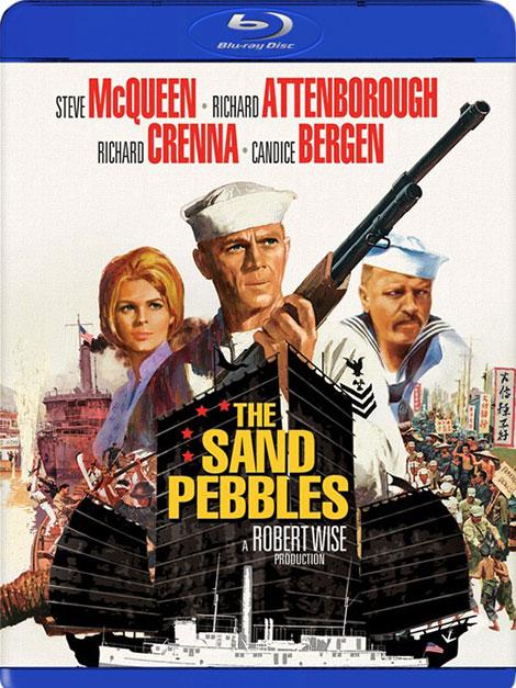 دانلود رایگان دوبله فارسی فیلم دانه های شن The Sand Pebbles 1966