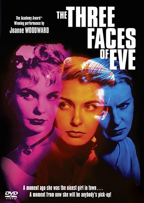 دانلود دوبله فارسی فیلم سه چهره ایو The Three Faces of Eve 1957