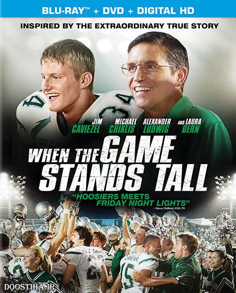 دانلود دوبله فارسی فیلم When the Game Stands Tall 2014