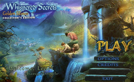 Whispered Secrets 4: Golden Silence Collector's Edition