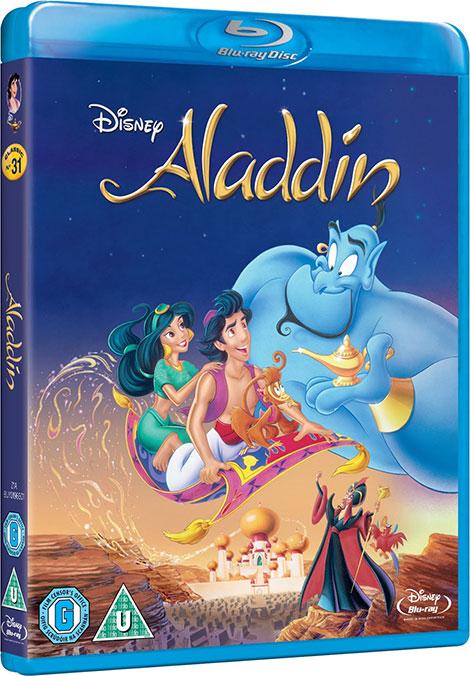 دانلود انیمیشن علاءالدین با دوبله فارسی Aladdin 1992