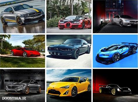 دانلود والپیپر ماشین های اسپورت 60 Amazing Sports Cars HD Wallpapers