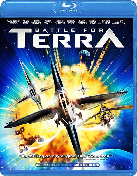 دانلود انیمیشن Battle for Terra 2007