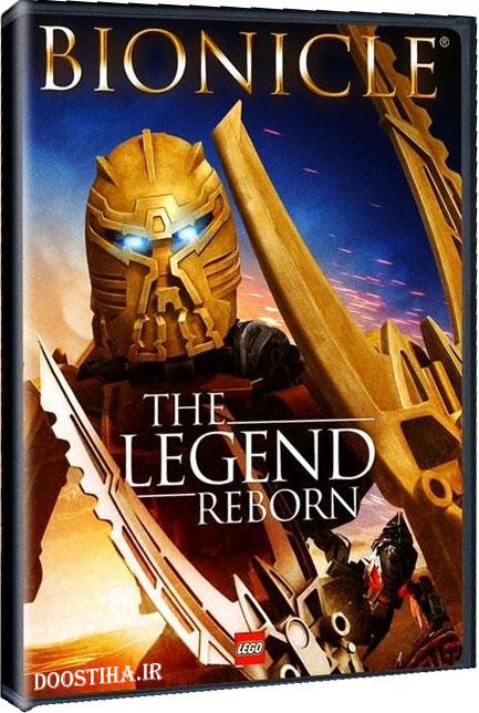 دانلود انیمیشن Bionicle: The Legend Reborn 2009