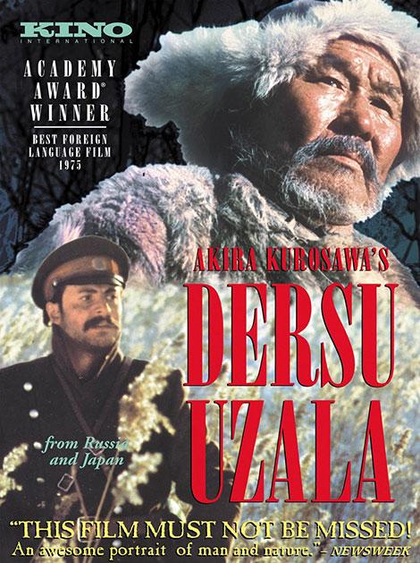 دانلود دوبله فارسی فیلم درسو اوزالا Dersu Uzala 1975
