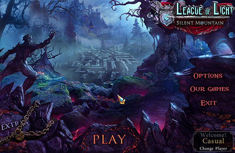 League of Light 3: Silent Mountain Collector's Edition