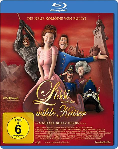 دانلود انیمیشن Lissi and the Wild Emperor 2007