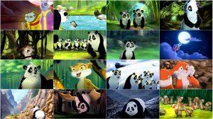 دانلود انیمیشن بزرگ پاندای کوچک Little Big Panda 2011