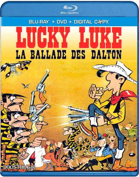 دانلود انیمیشن Lucky Luke: La ballade des Dalton 1987