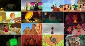 دانلود انیمیشن میا و میگو Mia and the Migoo 2008