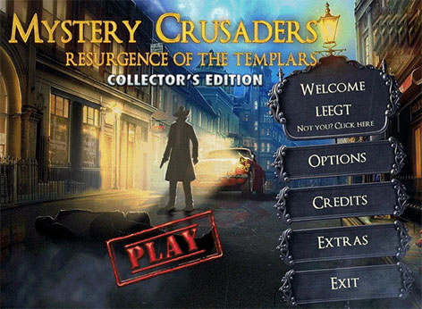 دانلود بازی Mystery Crusaders: Resurgence of the Templars Collector's Edition