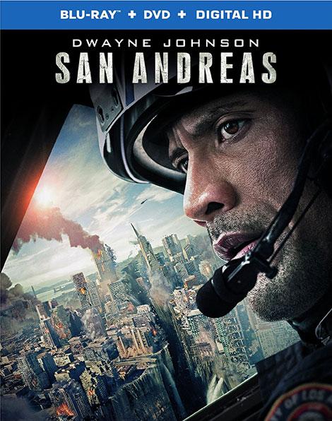 دانلود فیلم سن آندریاس San Andreas 2015