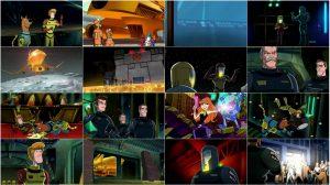 دانلود انیمیشن Scooby-Doo! Moon Monster Madness 2015