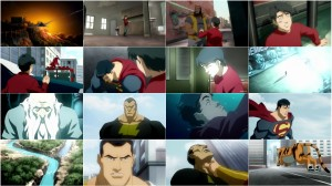 دانلود انیمیشن Superman/Shazam!: The Return of Black Adam 2010