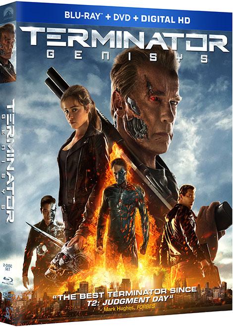 دانلود فیلم نابودگر 4: پیدایش Terminator Genisys 2015