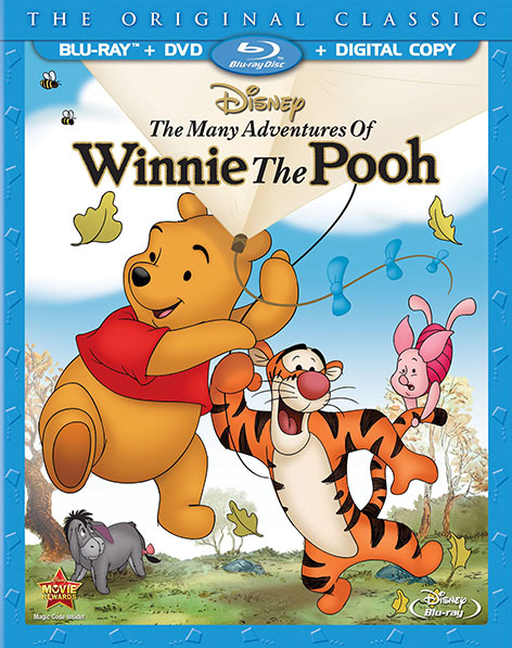 دانلود انیمیشن The Many Adventures of Winnie the Pooh 1977