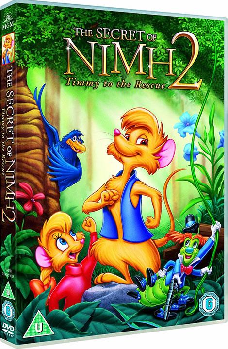 دانلود انیمیشن The Secret of NIMH 2: Timmy to the Rescue