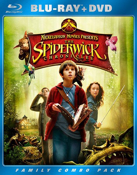 دانلود دوبله فارسی فیلم کتابچه اسپایدرویک The Spiderwick Chronicles 2008