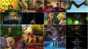 دانلود دوبله فارسی انیمیشن تینکربل و گنجینه گمشده