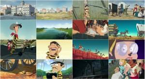 دانلود انیمیشن Tous à l'Ouest: Une aventure de Lucky Luke 2007