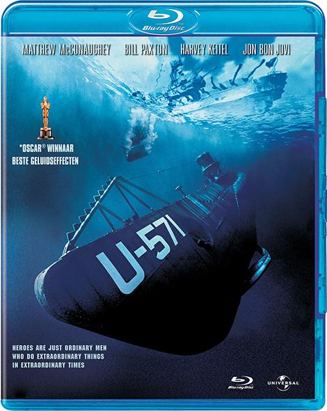 دانلود فیلم یو-571 با دوبله فارسی U-571 2000