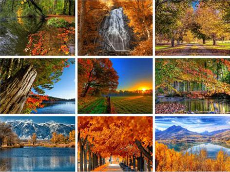 دانلود والپیپرهای فصل پاییز Beautiful Autumn HD Wallpapers