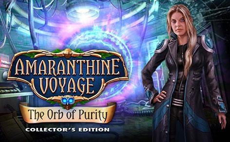 دانلود بازی Amaranthine Voyage: The Orb of Purity Collector's Edition
