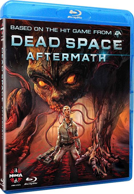 دانلود انیمیشن فضای مرده: پیامدها Dead Space: Aftermath 2011