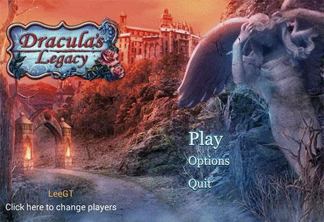 دانلود بازی فکری میراث دراکولا Dracula's Legacy Final