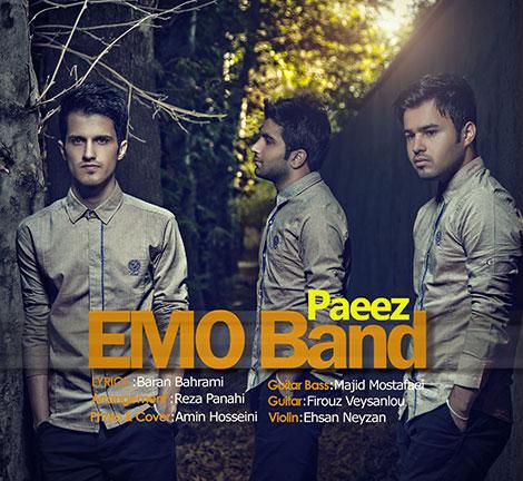 دانلود آهنگ جدید گروه امو EMO Band به نام پاییز