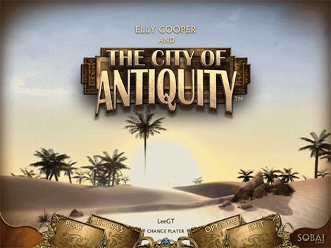 Elly Cooper and the City of Antiquity Final
