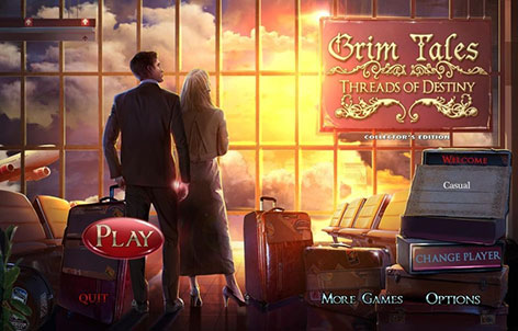 Grim Tales 9: Threads of Destiny Collector's Edition