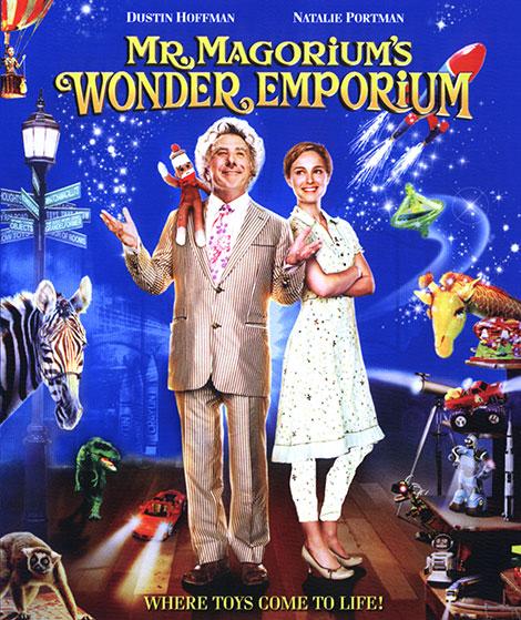 دانلود دوبله فارسی فیلم Mr Magoriums Wonder Emporium 2007
