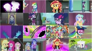 دانلود انیمیشن My Little Pony: Equestria Girls - Friendship Games 2015