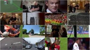 دانلود مستند Rooney: The Man Behind the Goals 2015